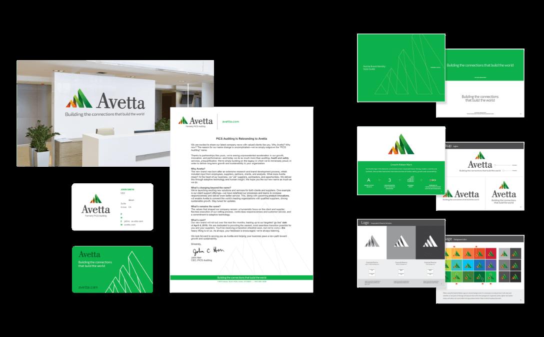 Avetta - Branding