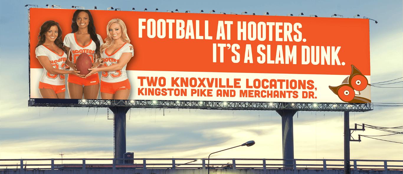 Hooters - Billboard