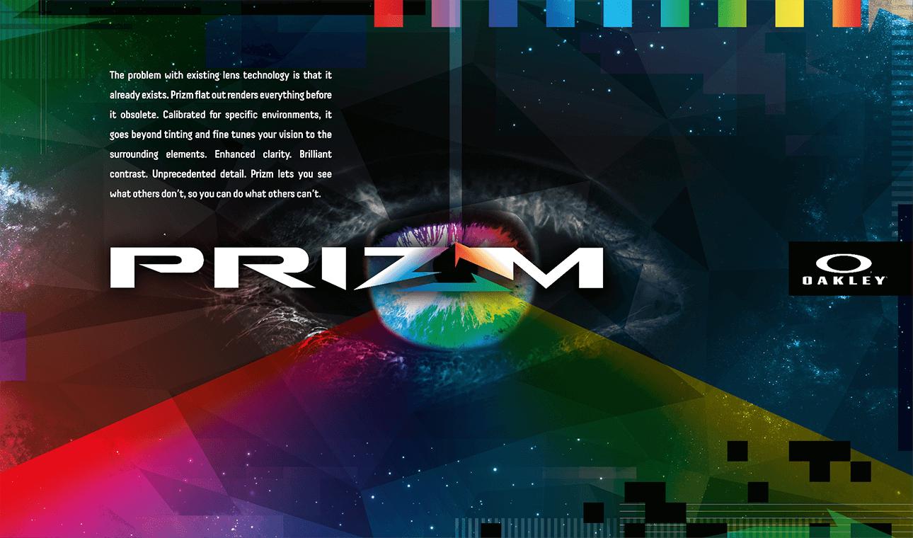 Oakley - Prizm