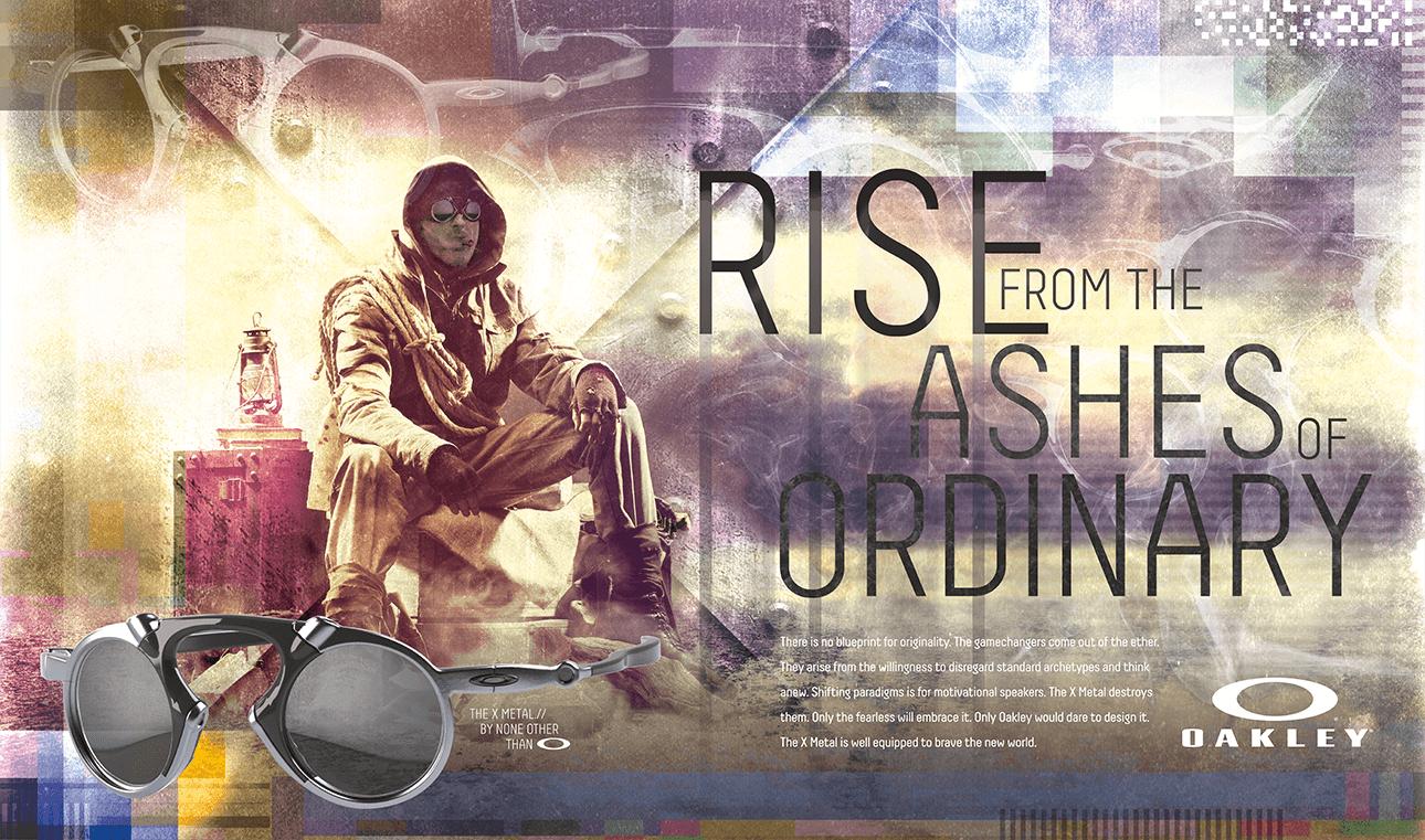 Oakley - Rise