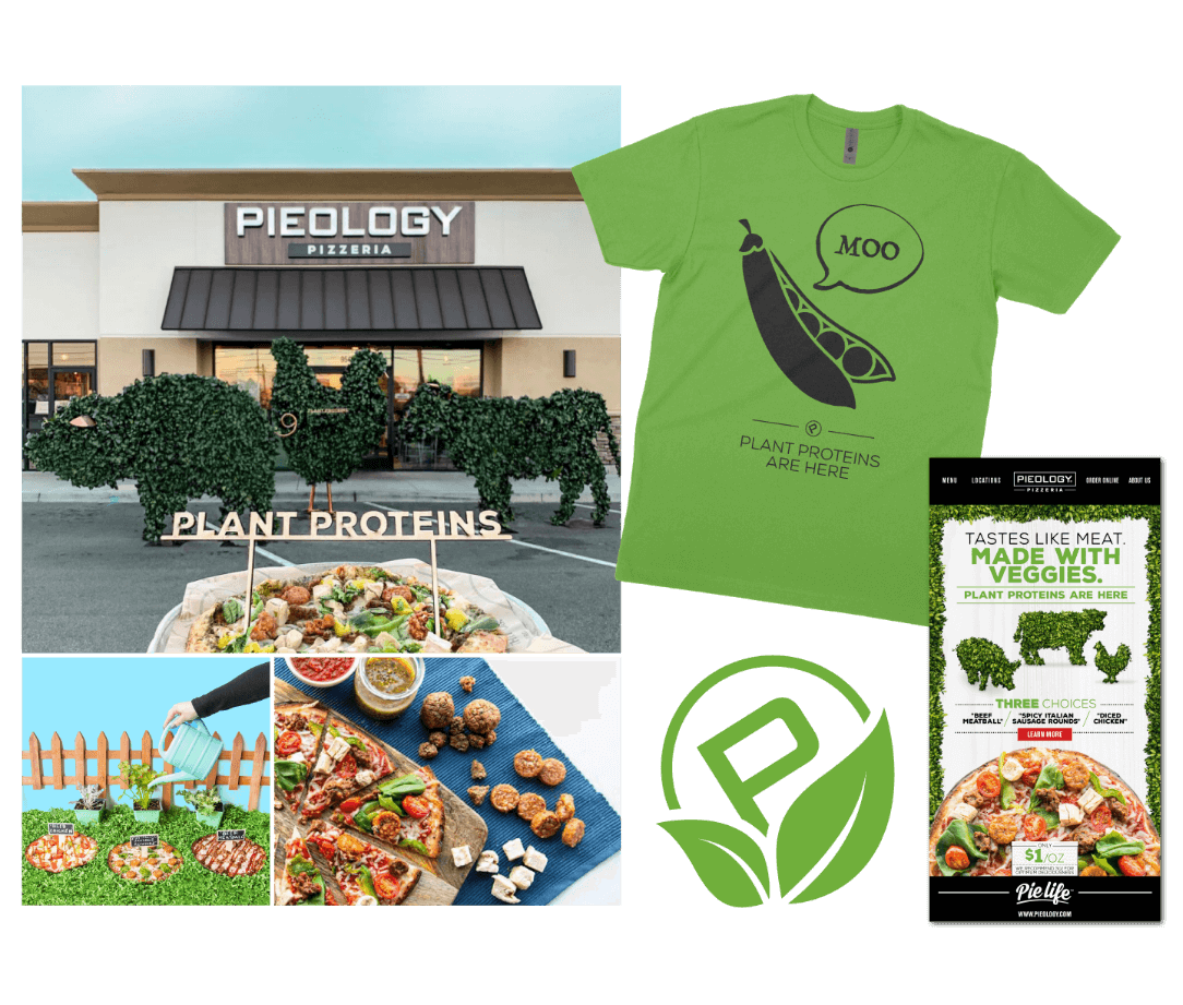 Pieology - Plant Protein Launch
