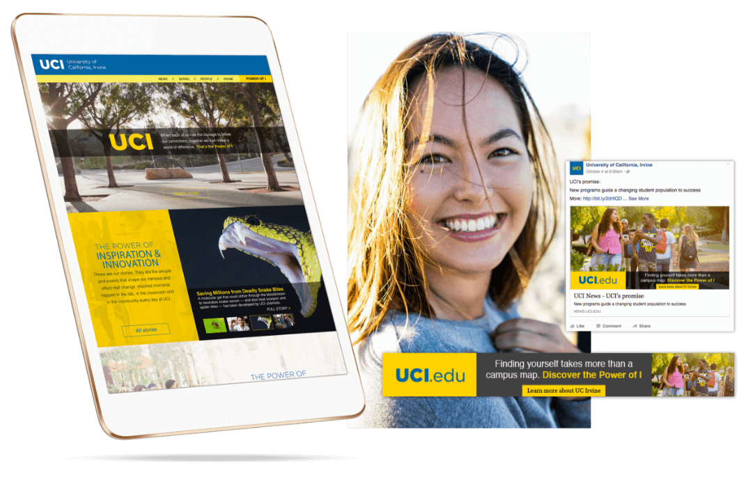 UCI - Digital Ads